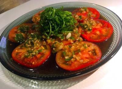 トマトはカルパッチョにして食べても美味しい?!とっても美味しそうなトマトレシピが話題に!