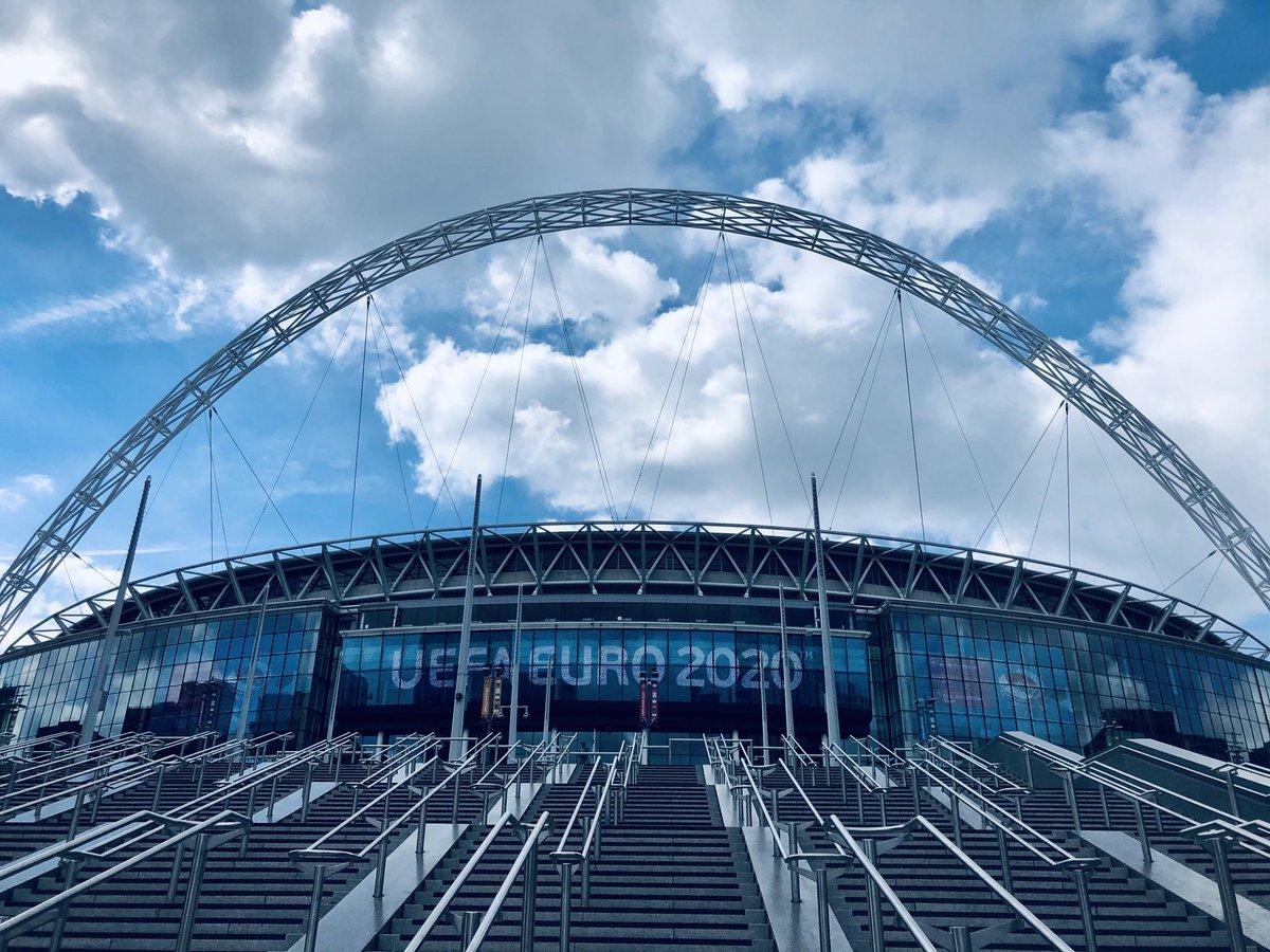 Wembley awaits https://t.co/v6qZyVeIUP
