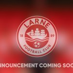 Image for the Tweet beginning: 𝙎𝙩𝙖𝙮 𝙩𝙪𝙣𝙚𝙙...👀🤫  #WeAreLarne #BeTheDifference