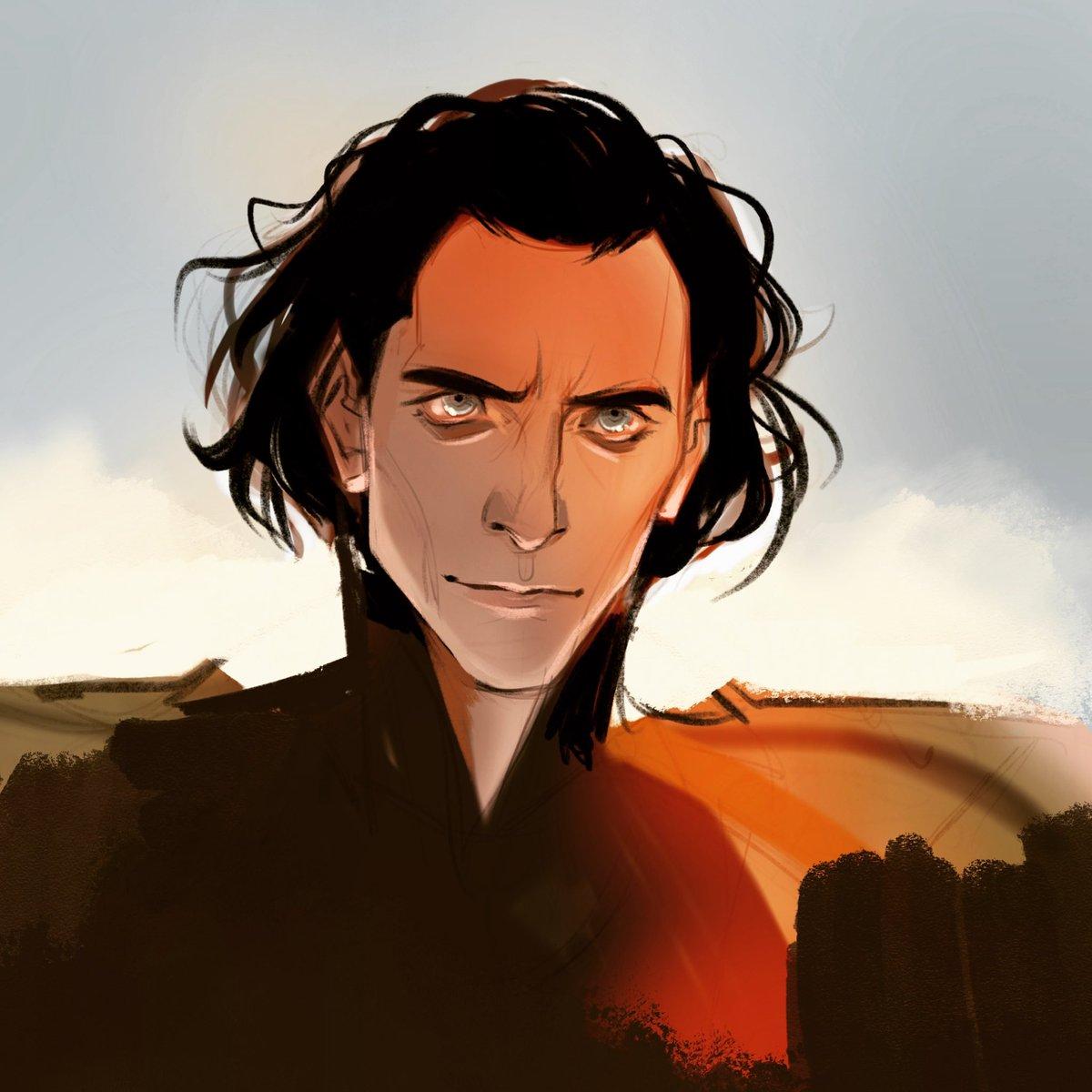 RT @kallielef: …burdened with glorious purpose…#Loki https://t.co/Ed5JvPPqm4