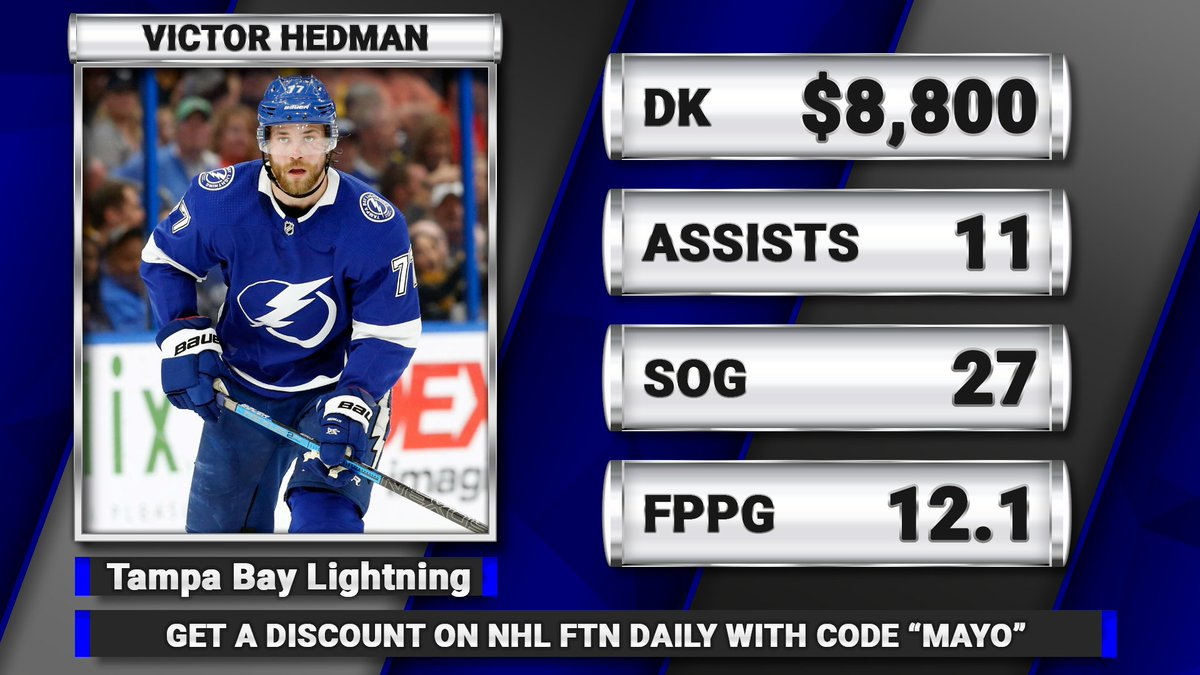 "#NHL DFS Picks & Bets Sunday 6/13 c/o @GriffDoggDFS  #StanleyCup   WATCH: https://t.co/h8wJJmf5Ed  Apple: https://t.co/CF3hGmRIm3 Spotify: https://t.co/L3nMEWRq4J  Get a deposit match @PrizePicks (https://t.co/6IifjIQckJ) using code ""MMN"" https://t.co/uW78VPwdEx"