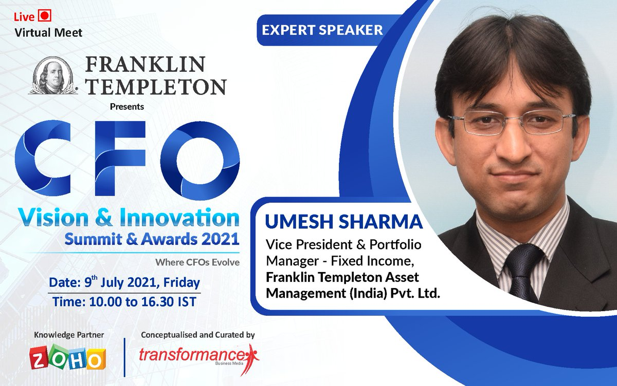 Meet, Learn and Interact with Umesh Sharma in an exciting #knowledge #session: Building #finance 4.0.  Grab Your #vip pass.....Want to #nominate for awards?: https://t.co/hjGbUwdh26  #cfos #cfoinsights #chieffinancialofficer #cfocommunity #transformanceforums https://t.co/xVs8oUxdF6