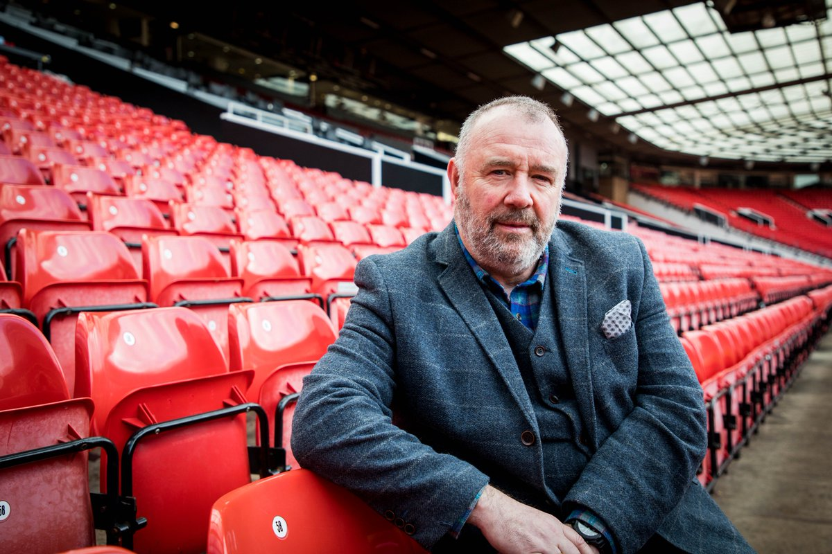We're delighted that our CEO John Shiels has been awarded an MBE for his services to young people through football in the Queen's Honours List.  Congratulations to John from all at the Foundation and Manchester United 👏   #QueensBirthdayHonours https://t.co/ydsiXRtnt8