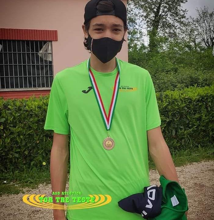 Il nostro #atleta Gabriele Talerico è stato #convocato per il #raduno della FIDAL Lazio il 15 giugno al Paolo Rosi. #congratulazioni da tutta l'#atleticatortreteste.  #lazio #roma #fidallazio #forza #meritato #ilpiuforte #correre #run #running #coraggio #spinta #sprint #sport https://t.co/uNjyRdUwZM