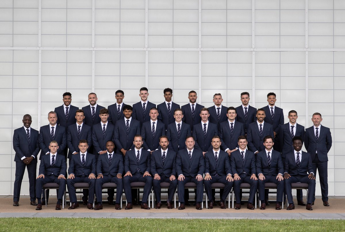 The #ThreeLions are ready! https://t.co/vsoygDHpT3