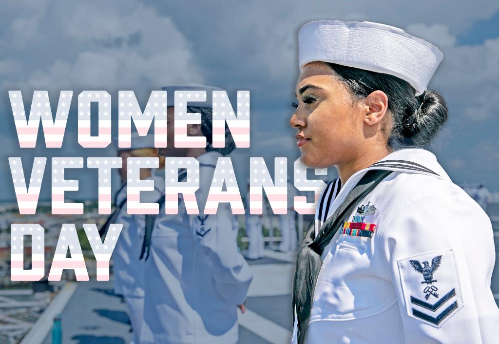Today and every day we value and recognize the contributions made by women's service in our #USNavy past, present and future. Thank you all for your service! #WomenVeteransDay https://t.co/RyrUOlB9sw