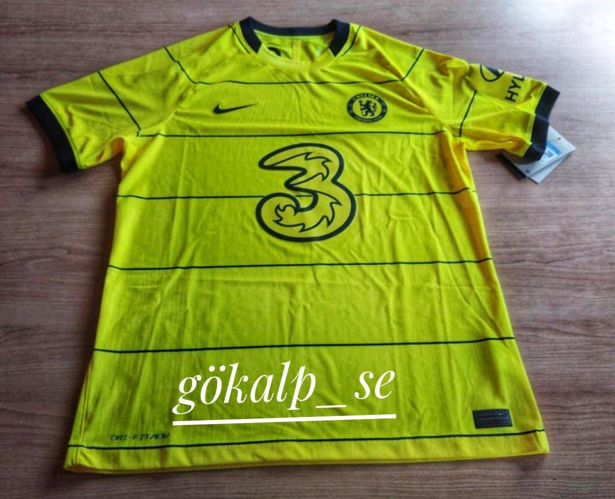 Filtraciones clubes Nike 2021-22 - Chelsea FC