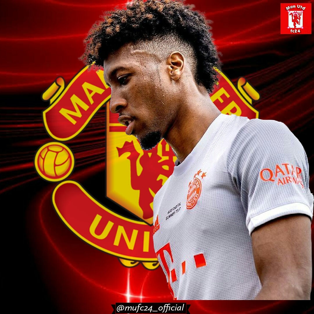 It's reported that Man U can make a bid forBayern Munich star Kingsley Coman only if a move for Sancho fail to materialise, .Coman is only seen as the back-up option to Jadon Sancho. #RESPECT #mufc #manchesterunited #solskjaer #davesaves #mulive #lindelof #maguire #greenwood https://t.co/rjNGh7tr4Z