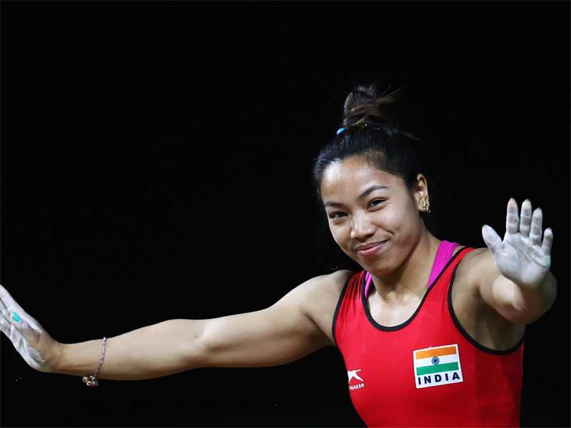 भारत की भारोत्तोलक मीराबाई चानू ने टोक्यो ओलंपिक के लिए क्वालीफाई किया