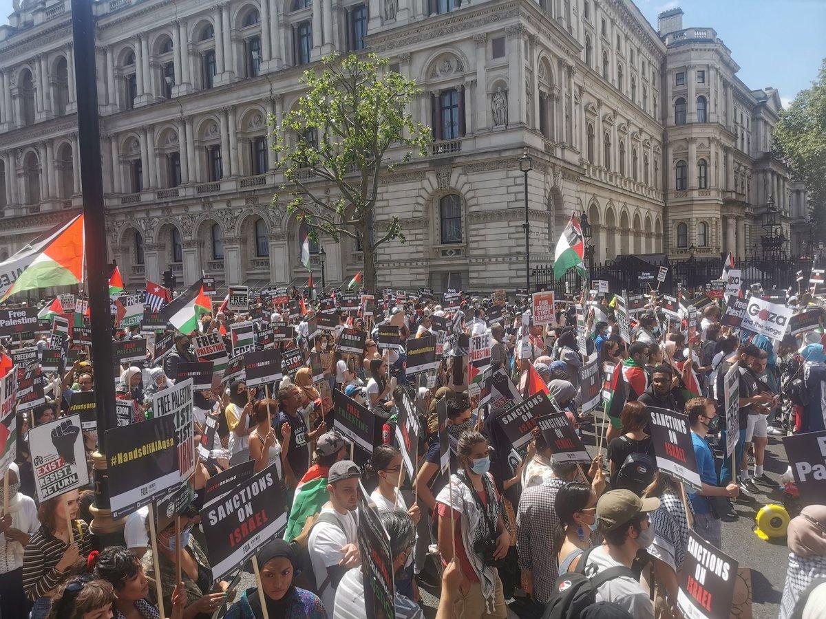 #London you are amazing!🇵🇸❤️  #FreePalestine #Palestine #Gaza #SanctionsOnIsrael https://t.co/sACGTJrm1t