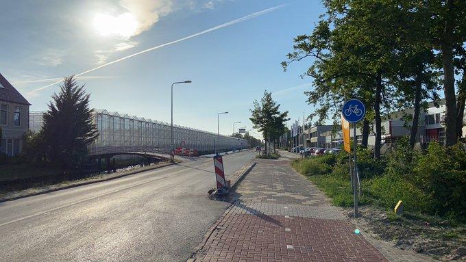 De Nieuweweg in Honselersdijk is sinds zaterdagmiddag weer open na ruim 4 maanden dicht te zijn geweest https://t.co/Q1Rkpv7WxO