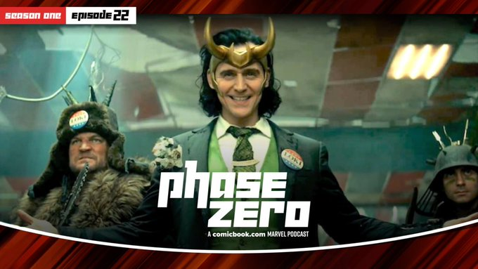 Buckle up! Tom Hiddleston on Lokis death, return and signature!? Photo