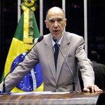 Image for the Tweet beginning: Lamento a morte do ex-vice-presidente