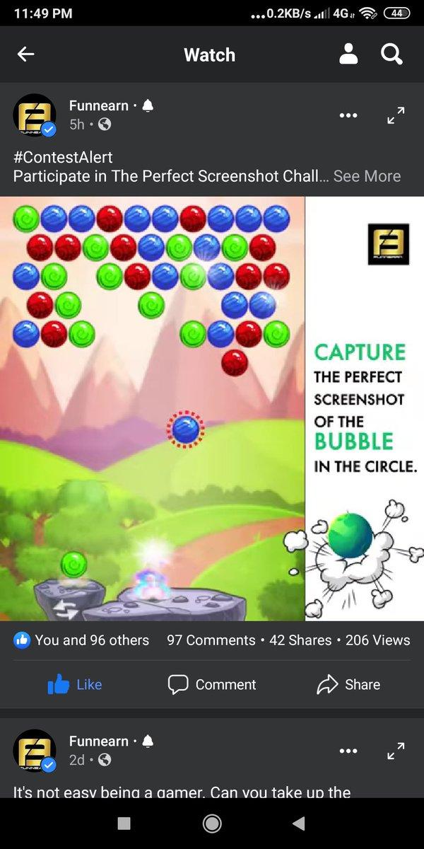 @funnearnapp #funnearn #contest #guessthegibberish #paytm #cash #money #paisajeeto #contest #contestalert #contestprep #contestgiveaway #congratulations #congrats #guess #guesswho #guesswhat #play #guessoriginal #player #playing #playtime #playroom @MalpaniPradyumn @TekeShruti @AnandkishorM https://t.co/XFfC5Jx9TS