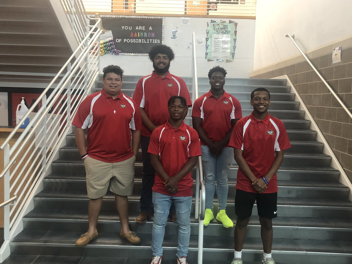 @KleinISD is well represented participating in the 2021 @BayouBowlGHFCA   @KLEINCAINFB Coaching Staff  Players: @Byron70Deary @JohrdanHoward @IamHud21  @KCTigerFootball @JonathanLewis32  @BearkatFB @DylanSlaterJoh1   #KleinFamily @jenny_mcgown https://t.co/QbX9gDPtb2