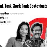 Image for the Tweet beginning: The #AsiaLF21 Think Tank Shark