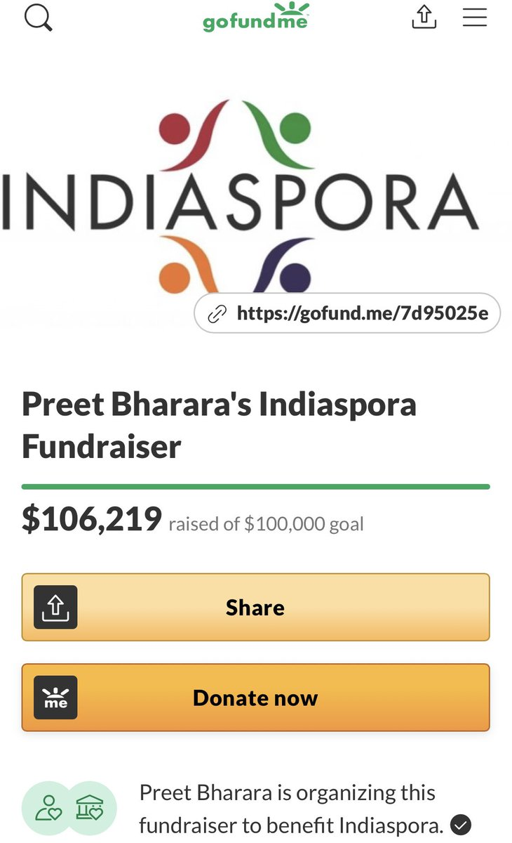 Holy butter chicken! We're well past $100,000 in COVID relief for India. And now @RadioFreeTom likes biriyani. Thanks again to the great folks at SONA restaurant. 🙏#IndianFoodSummit   https://t.co/M7sY5kuhwY https://t.co/LEHnBHPT5m