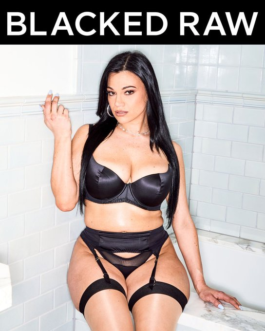 How hyped are you for the BLACKED Raw debut of @realmonaazar?! Reply with a GIF that best describes your