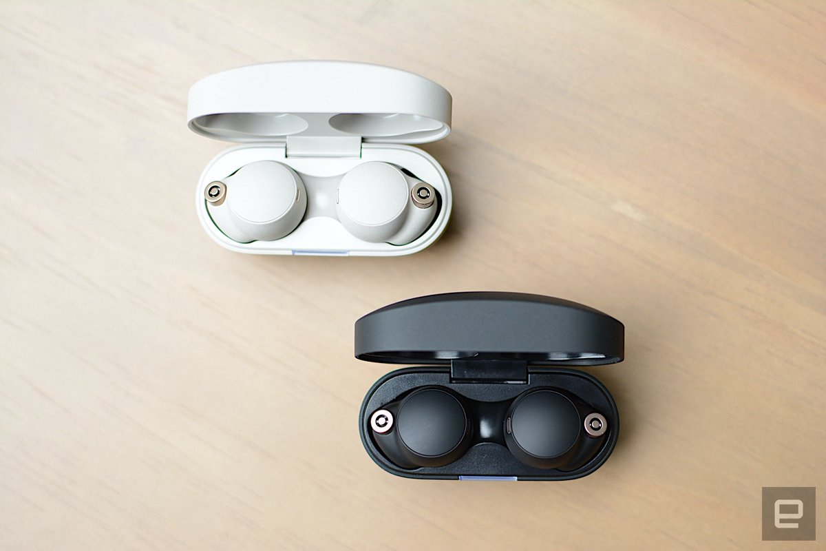 ICYMI: We take a listen to Sony's new WF-1000XM4 earbuds
