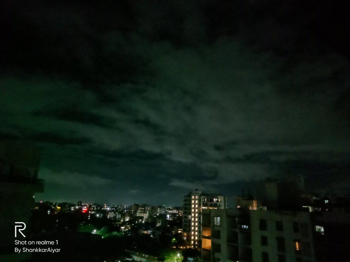 NightSky #Pune https://t.co/0v3TwWTuhi