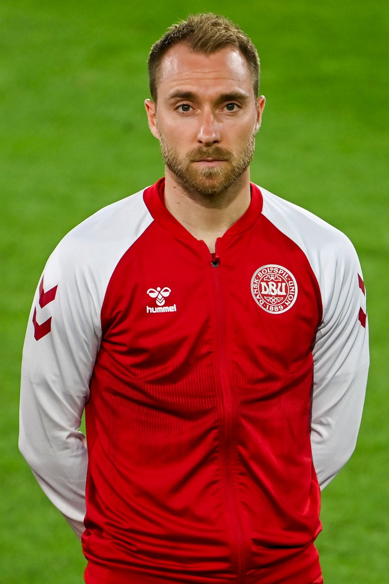"""""""Christian Eriksen is awake and having further examinations,"""" according to a Danish FA statement 🙏 https://t.co/hXSyNaBDxy"""
