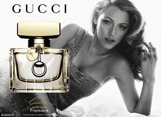 RT @Carolin47226771: Blake Lively Dazzles As Glamorous Face Of Gucci Perfume https://t.co/fo2s1IEDUA