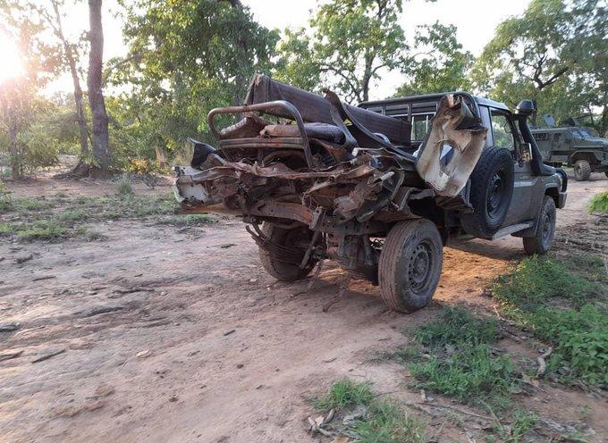 Côte d'Ivoire-Urgent/ Les terroristes attaquent à la bombe: militaires et gendarmes tués à Téhini