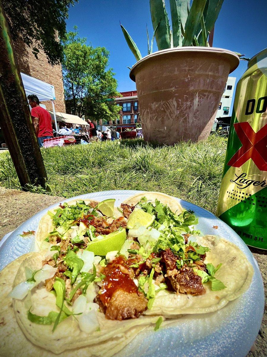 Got some Cinco de Mayo Tacos (Finally!). #CincodeMayo https://t.co/DBkLNDLq5O