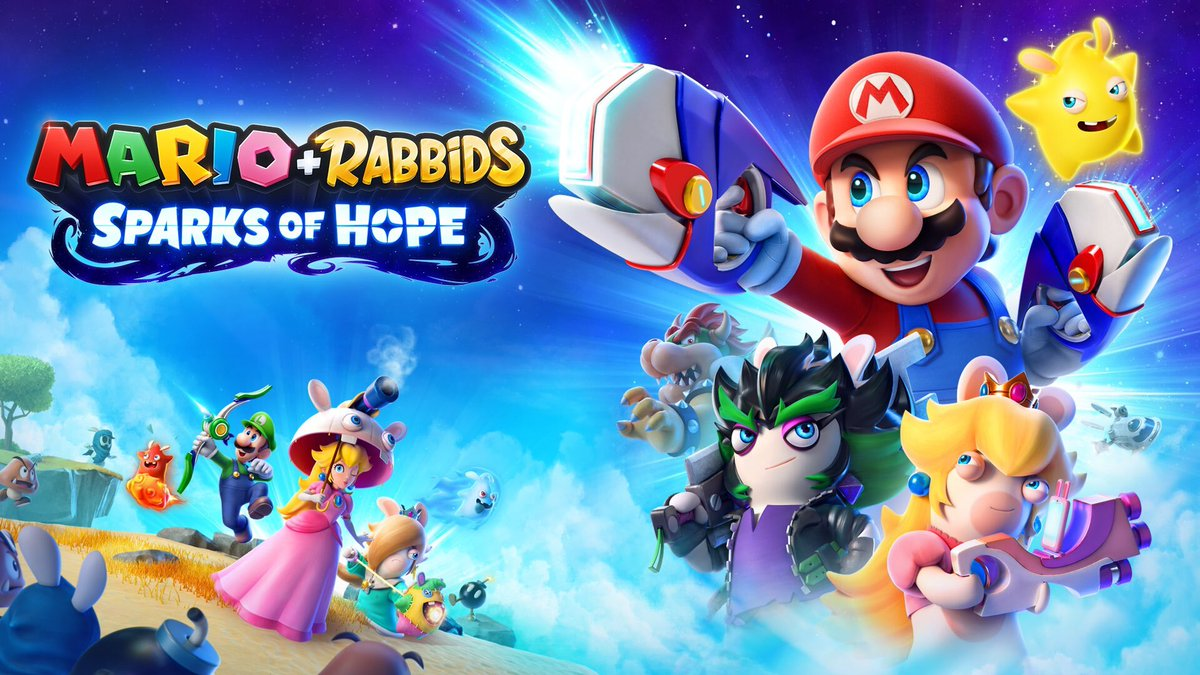 Mario + Rabbids Sparks of Hope game leaked by Nintendo coming to Switch