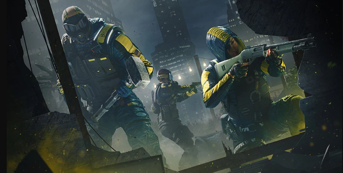 Rainbow Six Extraction is full of creepy aliens in new trailers