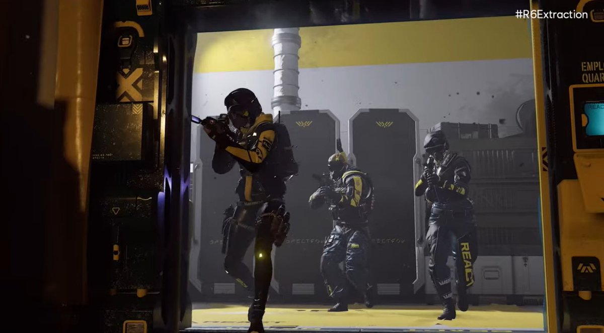 'Rainbow 6: Extraction' brings alien co-op shooting on September 16th