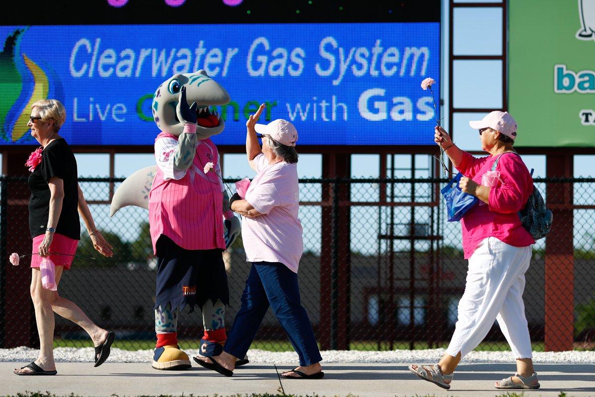 Clearwater Threshers Baseball