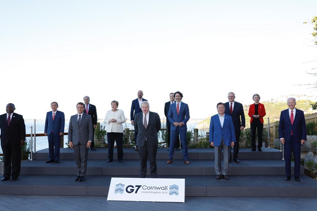 जी-7 के नेताओं ने चीन के बेल्ट एंड रोड इनीशिएटिव के मुकाबले वैश्विक स्तर पर बुनियादी सुविधाओं के लिए बिल्ट बैक बैटर – बी-3-डब्ल्यू कार्यक्रम की पहल की