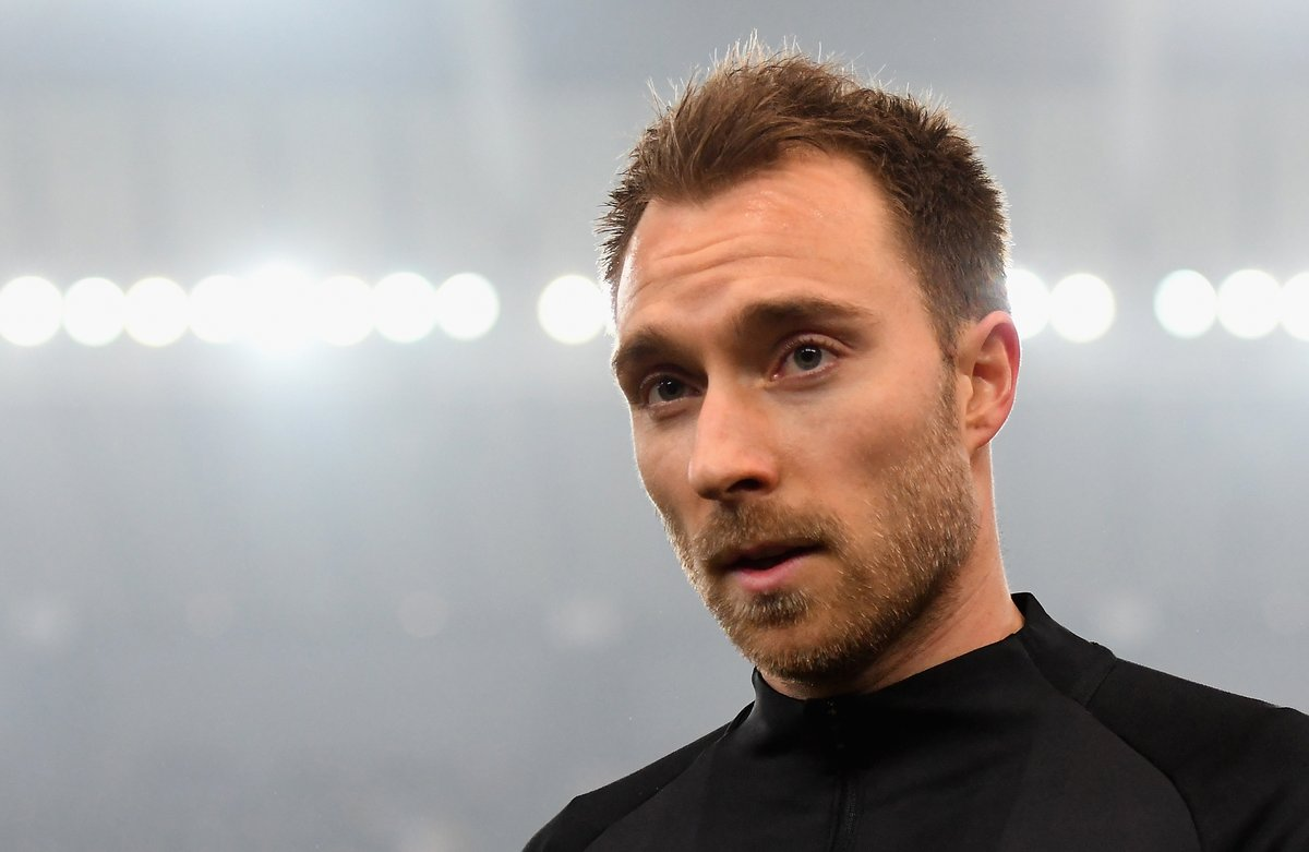 We are encouraged by the latest updates regarding Christian Eriksen and will continue to keep him & his loved ones in our thoughts.  We would also like to express our profound admiration for the swift response of those in Copenhagen, who worked in such desperate circumstances ❤️ https://t.co/UjQr5Lq09s https://t.co/L30SVloavv