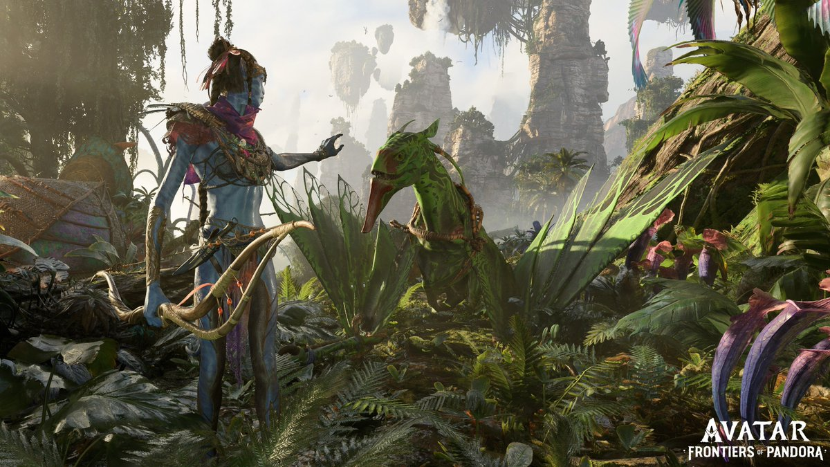 Avatar Frontiers of Pandora Announced