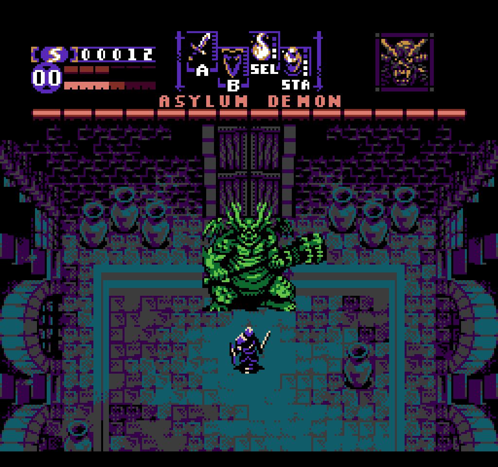 Dark Souls on NES https://t.co/saNWeQVyYm