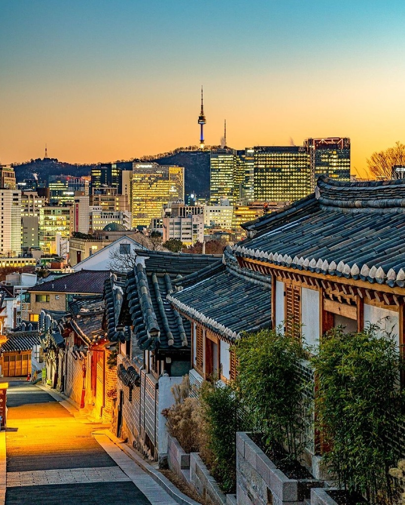 Seoul ภาพถ่าย,Seoul แนวโน้มของ Twitter - ทวีตด้านบน