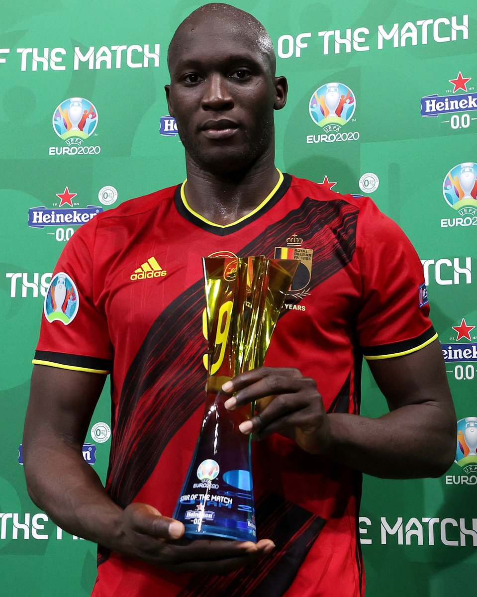 Lukaku with the goal vs Russia. Then grabs the camer and says Chris I love you!,