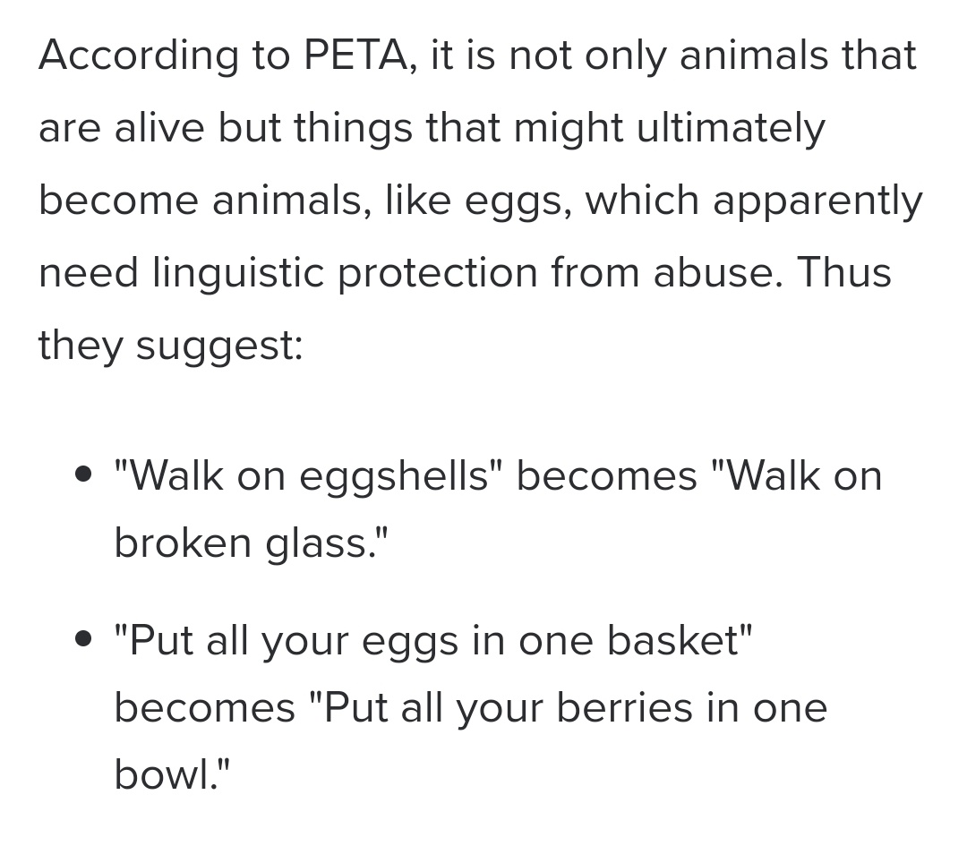 """""""Ants in your pants"""" becomes """"Pepper in your pants.""""   U kunt het hier lezen. Maar ik raad het af.  https://t.co/22Us00jpQc https://t.co/GECBXJnI89"""