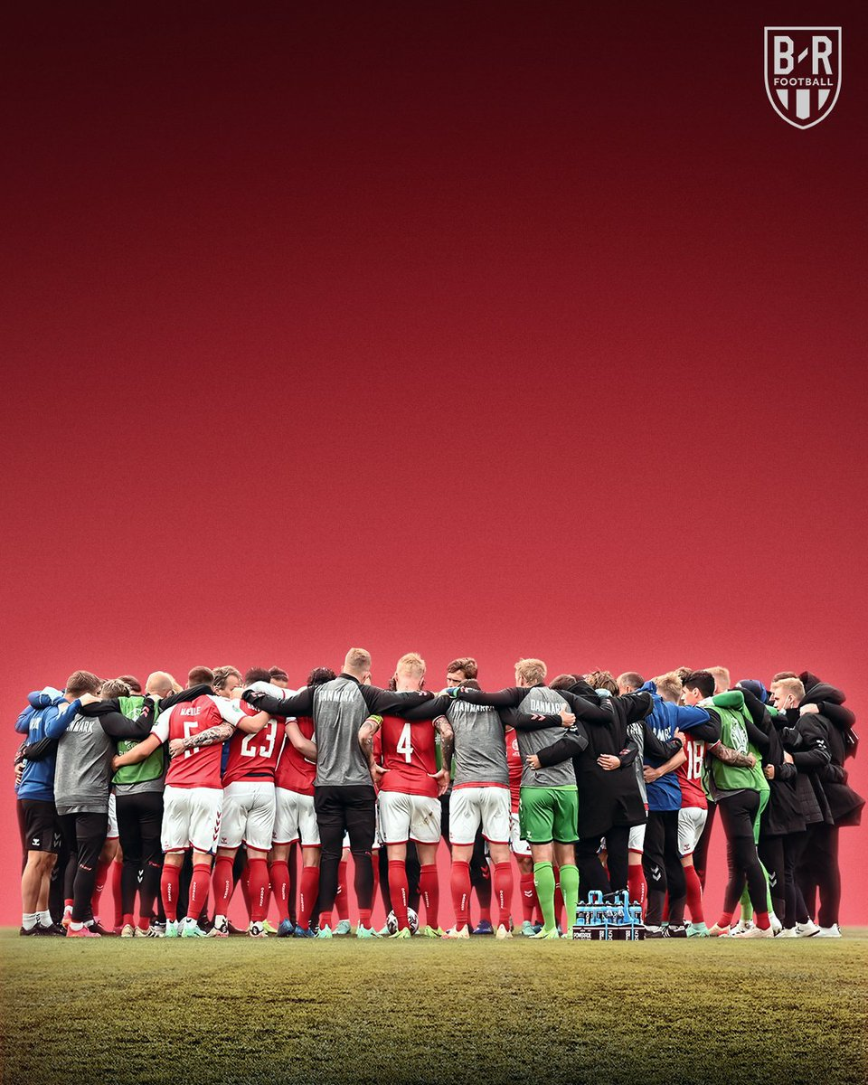 Denmark lost a game of football on Saturday, but the way they stuck together and supported their teammate Christian Eriksen in an emergency will never be forgotten 🙏 https://t.co/dpVn34qNJu
