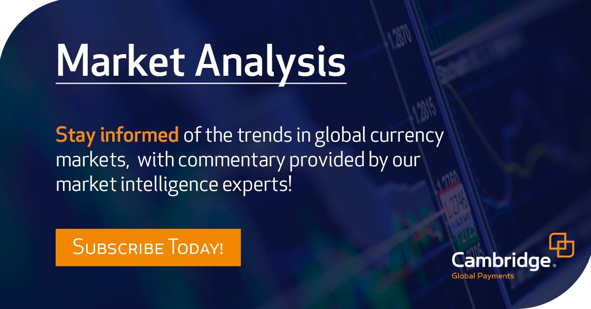 Subscribe to our Market Analysis to stay informed and gain insights into trends and changes in global currency markets.   #markets #payments #cdnecon #fx #foreignexchange #paymentsolutions #financenews #marketupdate #commentary #marketanalysis #banking https://t.co/rLqMEoKId3