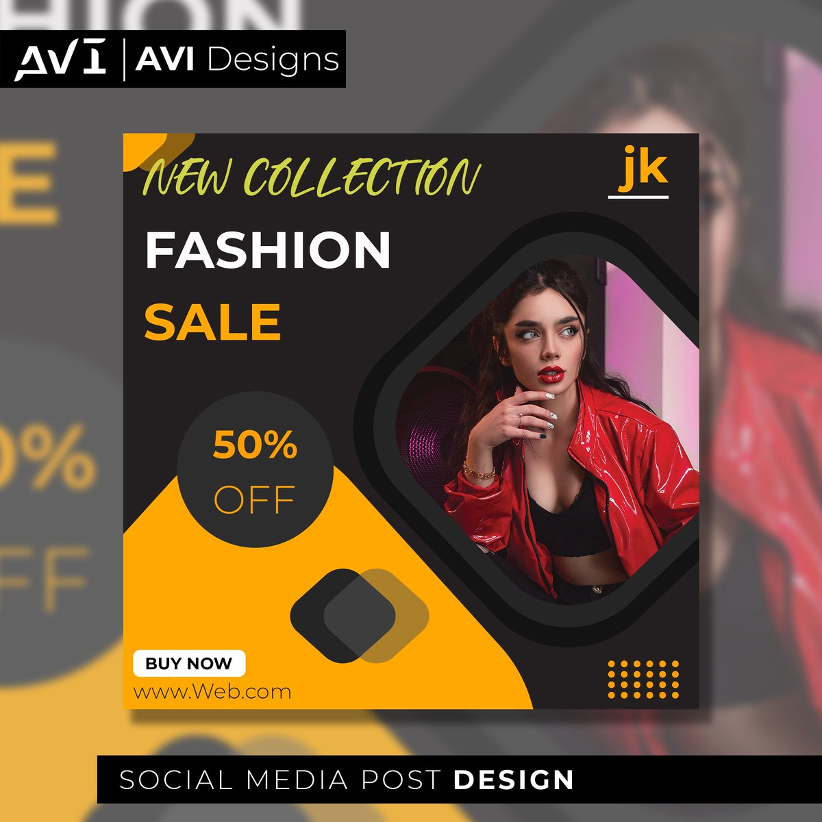 🔴 SOCIAL MEDIA POST DESIGN  This is an advertisement I made for a discount on new fashion clothes in my client's clothing store in another country. #fashion #style #photooftheday #beautiful #instagram #picoftheday #model #follow #beauty #fashionblogger ( MY CONCEPT DESIGN! ) https://t.co/BBq63TVajC