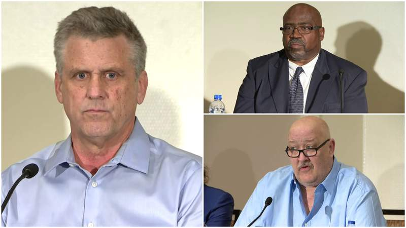 (GSN) One of legendary Michigan football coach Bo Schembechler's sons and two of his former players described in detail Thursday how they were molested by the team's longtime doctor and how Schembechler turned a blind eye when they told him about the alleged abuse. https://t.co/xFevsK4xcs
