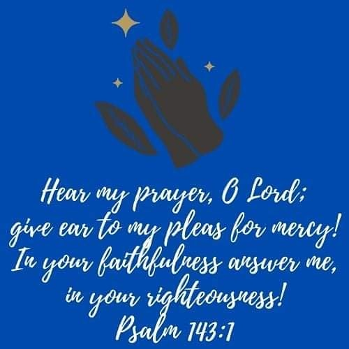 Lord, this is my prayer tonight for so many of my loved ones. Pour your mercy and peace on them and let them feel your presence surround them. #Godisgood #trustingGod #godhasaplanforyou https://t.co/0nve1RTXaU