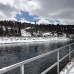 Image for the Tweet beginning: Big Bear Lake is a