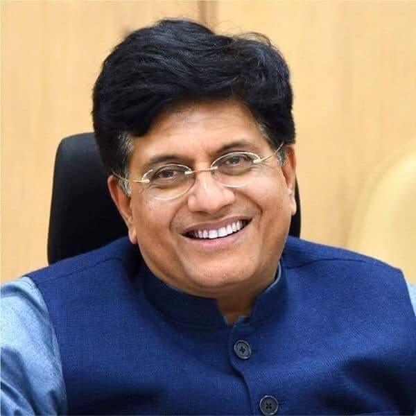 Happy Birthday to Union Railway Minister Piyush Goyal ji.