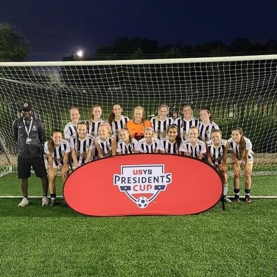 Good luck Lady Bruins representing the Jackson Soccer Club @USYSPCUP. The JSC '04 girls will play in the final of the US Youth Soccer Southern Regional final at 10am. This is a great achievement at this level. Proud of the entire team representing the city of Jackson! https://t.co/ZK4xY2o33n