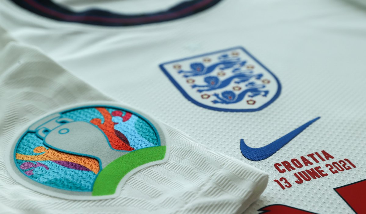 Good luck today boys, do us proud. Wishing @ChrisEriksen8 continued recovery, stay strong 💪 #threelions