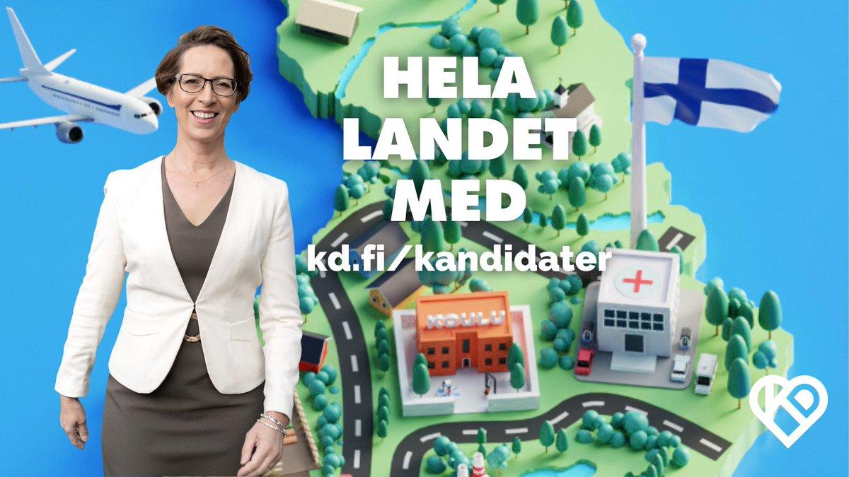 Idag kan du rösta i den vallokal som meddelats dig per post kl 9-20.  Bekanta dig med KD-kandidaterna på din hemort på vår webbplats i kandidatgalleriet https://t.co/qFYddnHwwb Vi kristdemokraterna bygger kommuner där boende, arbete och företagsamhet är en glädje. #kommunalvalet https://t.co/1FIGB2nqCj