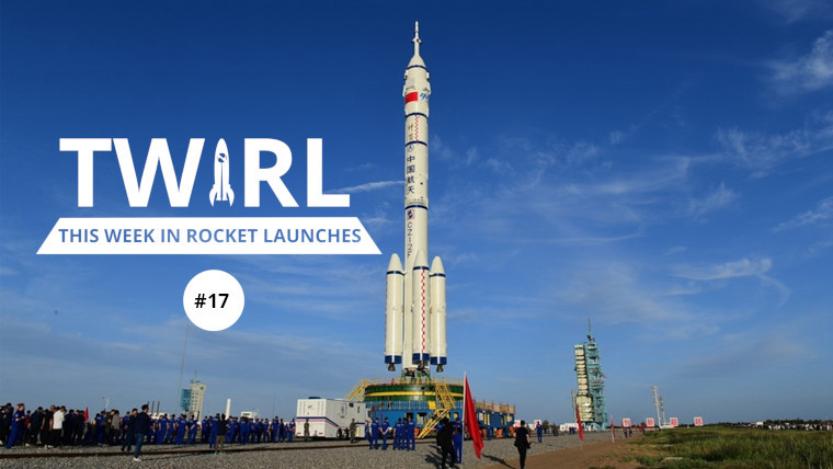 TWIRL 17: China to send first taikonauts to the Chinese Space Station #TWIRL #Rockets https://t.co/bNBxCAtzlW https://t.co/HWoKrGYUI2